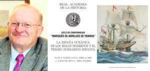 Conferencia 'El pensamiento monetario castellano y la revolución de los precios en la España del siglo XVI' por Manuel Jesús González y González