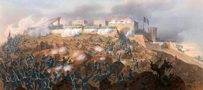 HistoCast 121 – Guerra de México – Estados Unidos