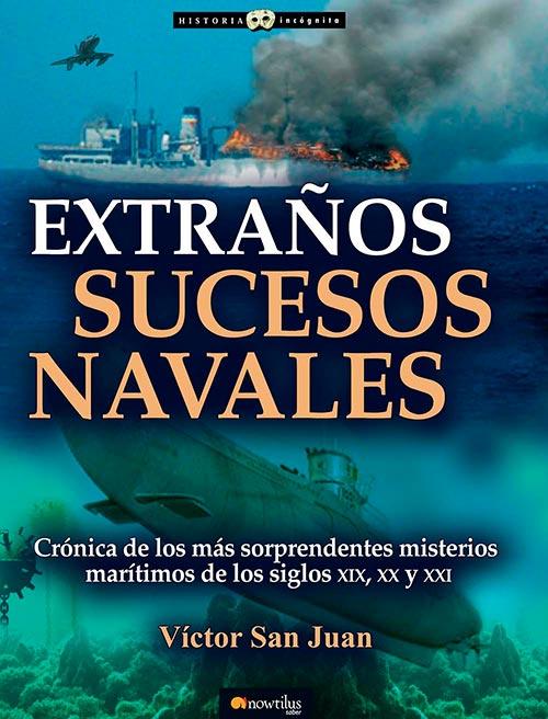 Portada del libro Extraños sucesos navales