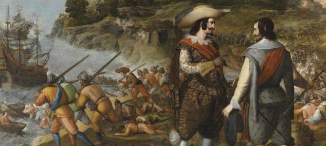 BlitzoCast 039 – Ejércitos de la Monarquía Hispánica en el Annus Mirabilis de 1625
