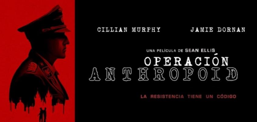 Película 'Operación Anthropoid'