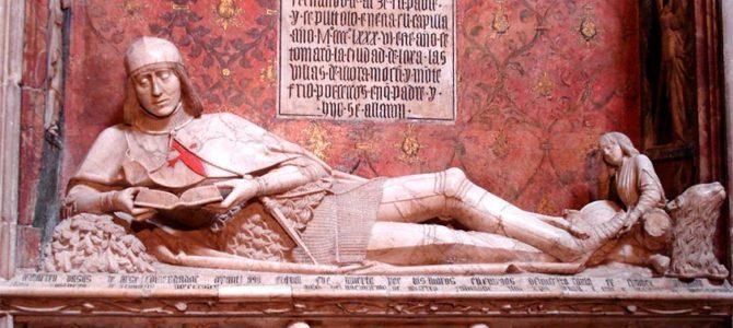 BlitzoCast 040 – Martín Vázquez de Arce, el doncel de Sigüenza