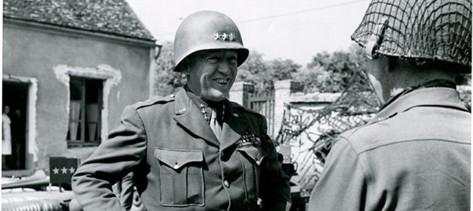 HistoCast 130 – Puro Patton: La guerra como la conocí