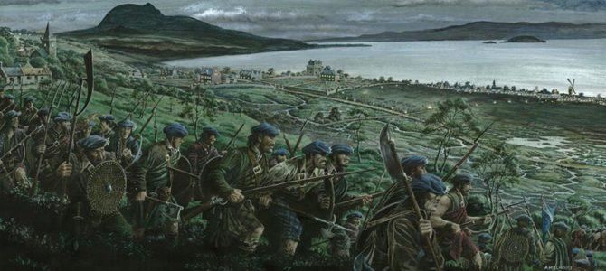 HistoCast 133 – Rebeliones jacobitas, el ocaso de Escocia