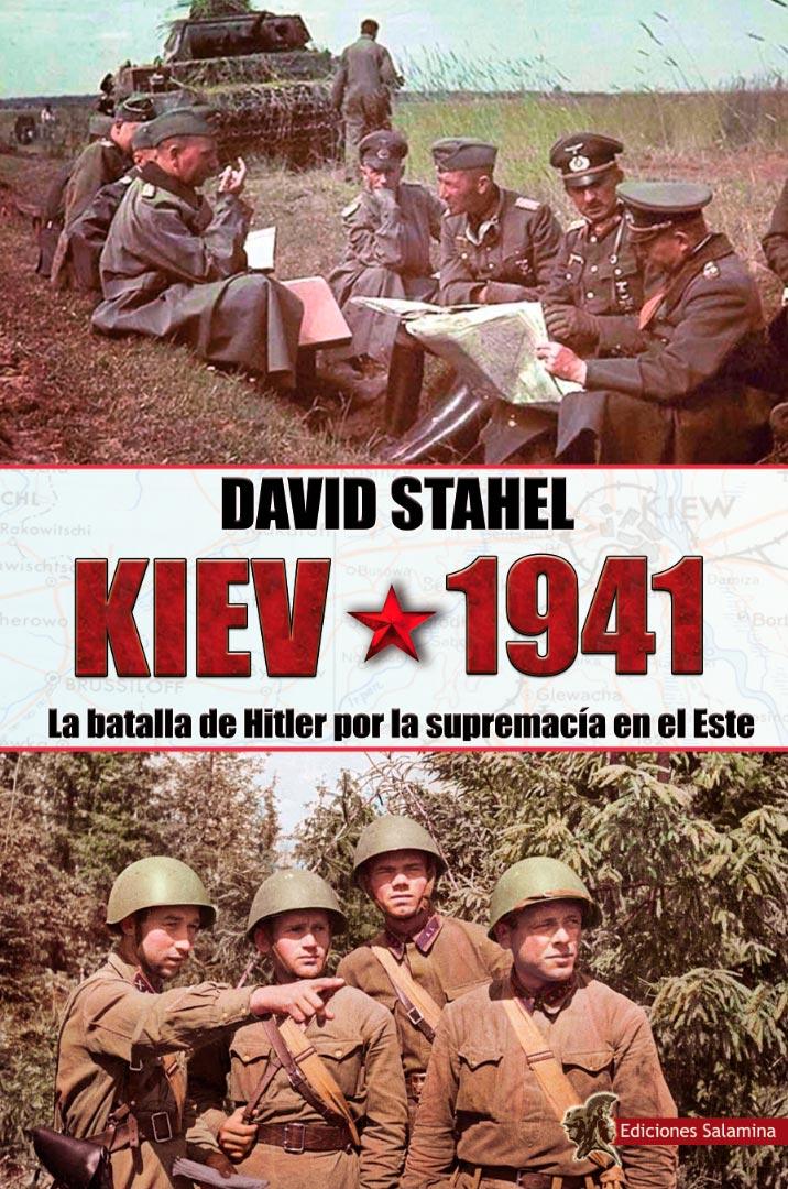 Libro de Kiev 1941 de David Stahel