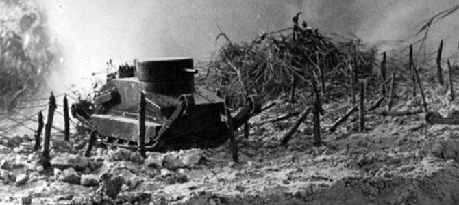 BlitzoCast 046 – Gunther Burstyn y el Motorgeschütz austrohúngaro
