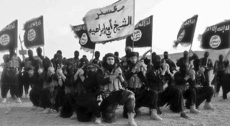 Imagen propagandística de Al Nusra