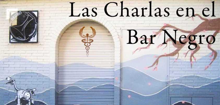 Charlas en el Bar Negro 2017 por Divulgadores del Misterio