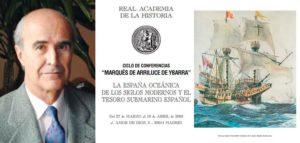 Conferencia 'Las invencibles de Inglaterra y los ataques al imperio español' por José Alcalá-Zamora y Queipo de Llano