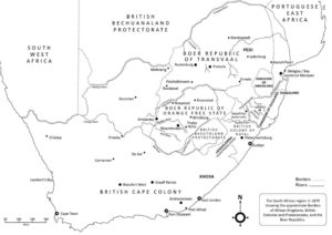 Mapa colonial de sudáfrica (clic para ampliar)
