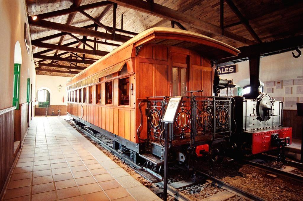 Vagón de Maharajah