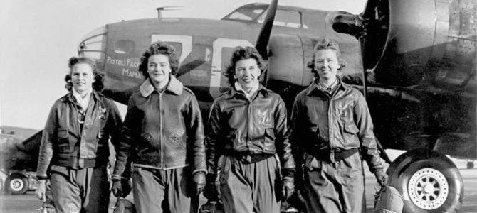 EstíoCast 28 – W.A.S.P. Las mujeres piloto de la U.S.A.F. durante la II Guerra Mundial