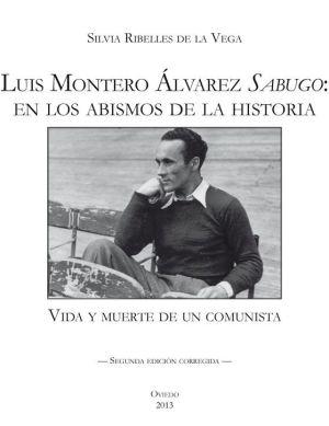 Portada del libro Luis Montero Álvarez 'Sabugo'