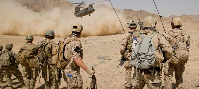 HistoCast 151 – Fuerzas especiales de EEUU contra Al Qaeda