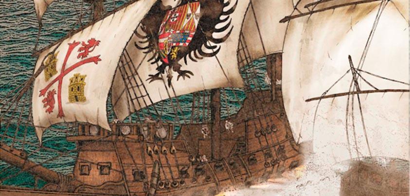 HistoCast 150 – Álvaro de Bazán y las Islas Terceiras. I campaña.
