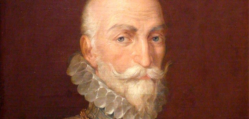 Retrato de Álvaro de Bazán