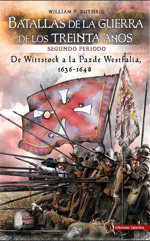 Portada del libro Batallas de la Guerra de los Treinta Años, 2º Periodo