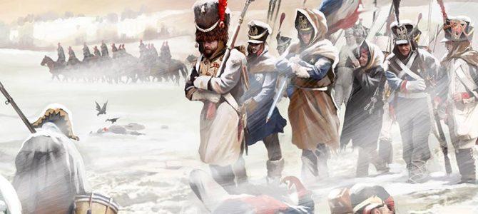 HistoCast 157 – Sargento Bourgogne y la retirada de Moscú de 1812