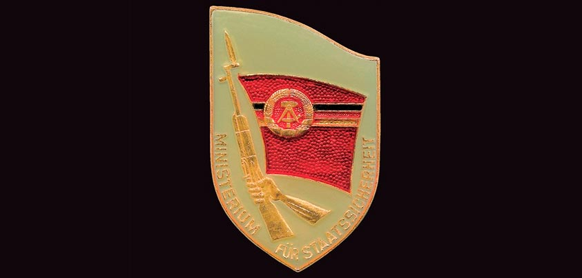 Logotipo de la Stasi