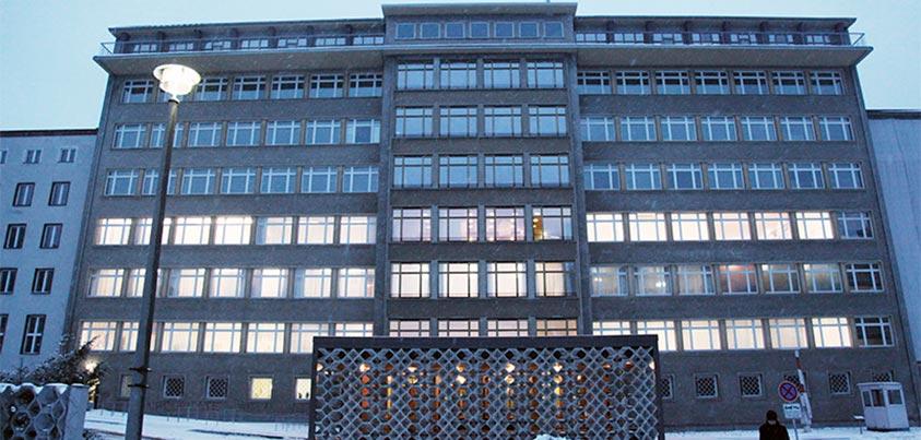 Antiguo cuartel general de la Stasi, hoy museo de la Stasi