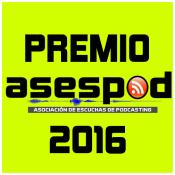 Banner del premio ASESPOD 2016