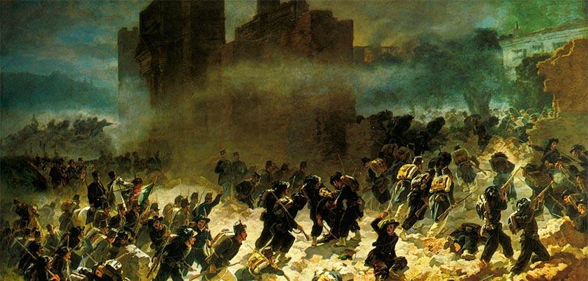HistoCast 213 - Sitios y asedios legendarios X | Podcast de Historia
